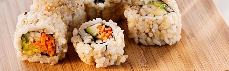 ¿Es el sushi una comida saludable?