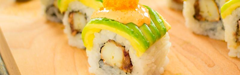 Si estoy a dieta ¿Qué puedo comer en un 2x1 de Sushi Roll?