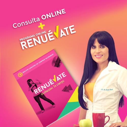 Consulta online renuevate