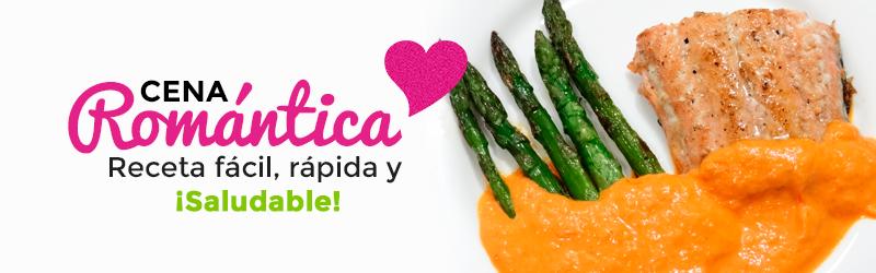 Cena romantica facil good ensaladas ligeras para una cena - Cena romantica ligera ...
