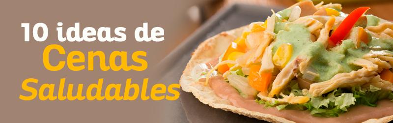 Cenas saludables que amar s recetas f ciles y econ micas - Ideas cenas saludables ...