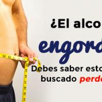 ¿El alcohol engorda?- Debes saber esto si estás buscando perder peso