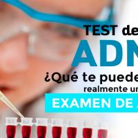 Test de ADN: ¿Qué te puede decir realmente un examen de ADN?