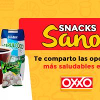 Snacks sanos: Te comparto las opciones más saludables en el OXXO