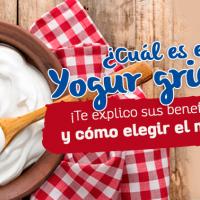 Cuál es el yogur griego: Te explico sus beneficios y cómo elegir el mejor