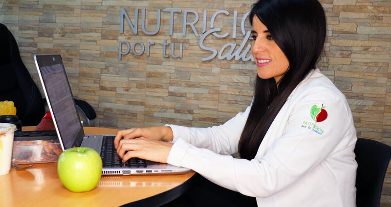 La Nutriologa para la buena nutrición Fernanda Hurtado